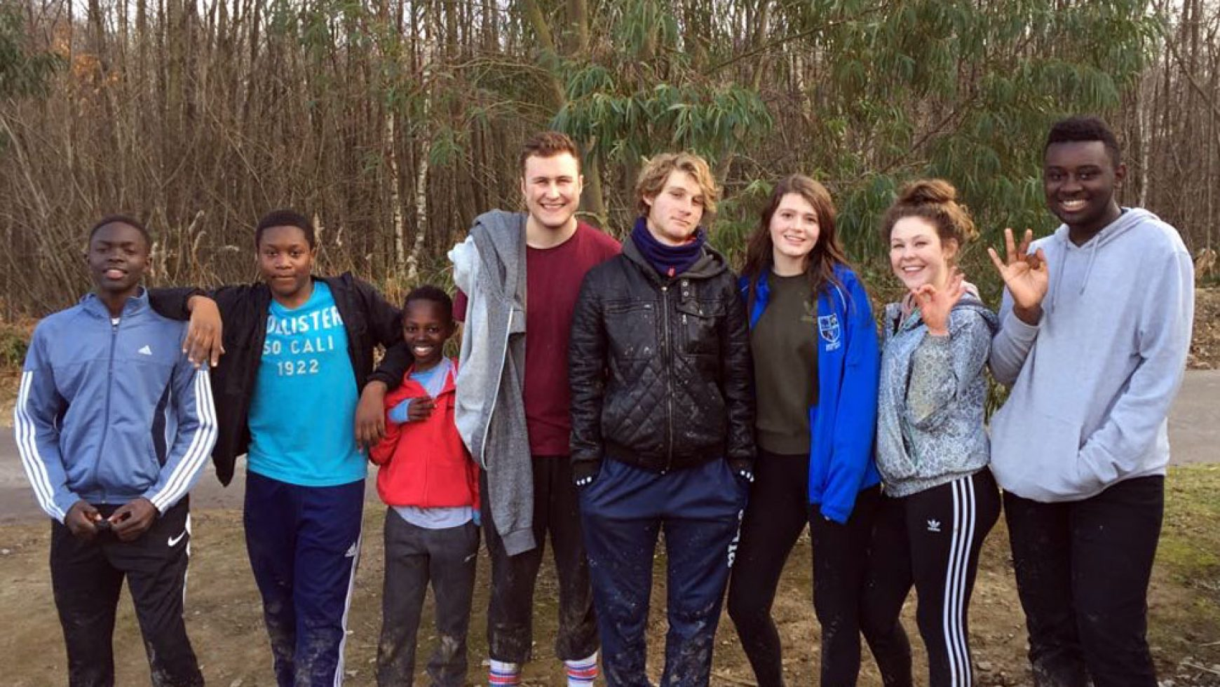 BGMC young people go on Kent adventure