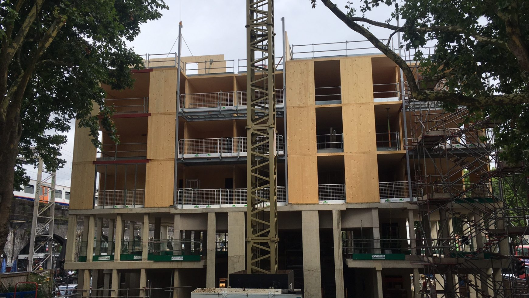New Building Getting Bigger!